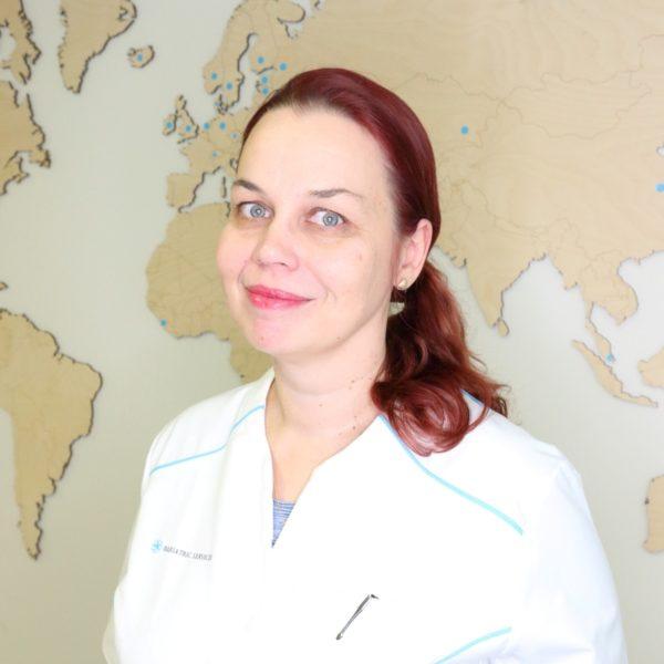 Teija Toivari, RN, MSc.
